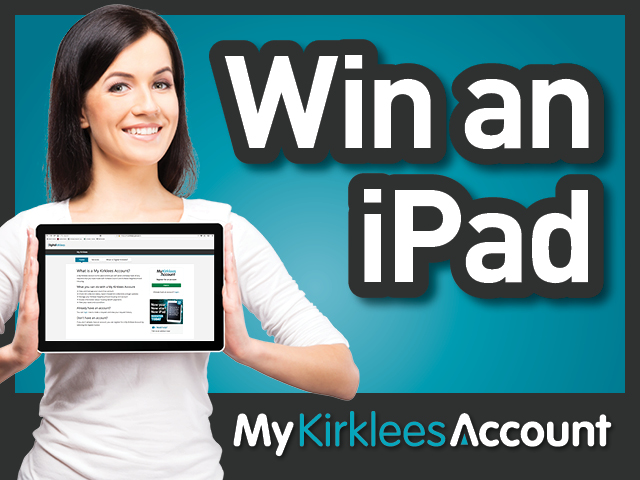 My kirklees account competition