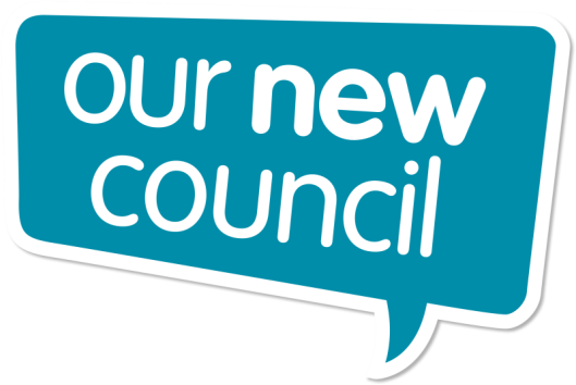New Council logo