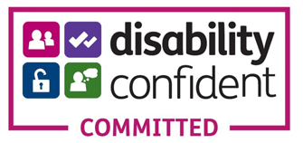 We are a disability confident committed employer