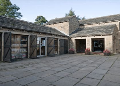 The oakwell hall shop