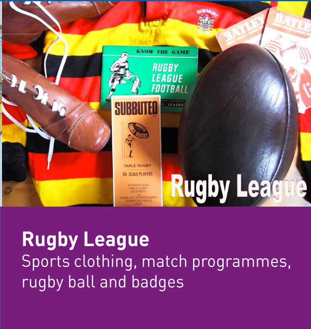 Rugby League box