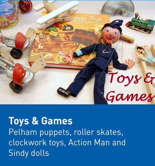 toys and games museum box