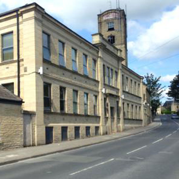 Street view of Blakeridge Mill Village
