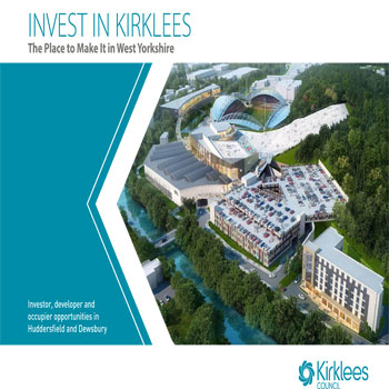 Invest in Kirklees brochure