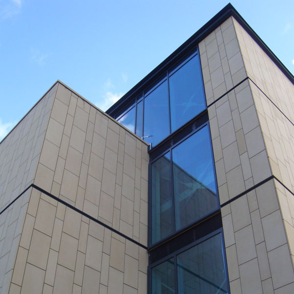 Huddersfield University Building