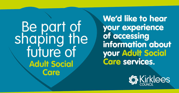 Be part of shaping adult social care