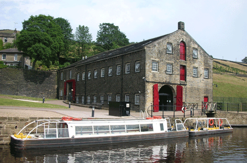 Standedge tunnel mill