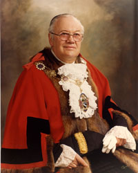 Councillor William Gregory