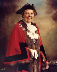 Councillor Marjorie Fisher