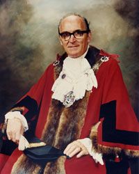 Councillor Jack Wood