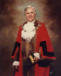 Councillor Colin C. Walker, J.P.