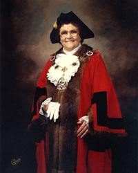 Councillor Mary Walsh