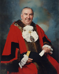 Councillor George Speight, J.P.